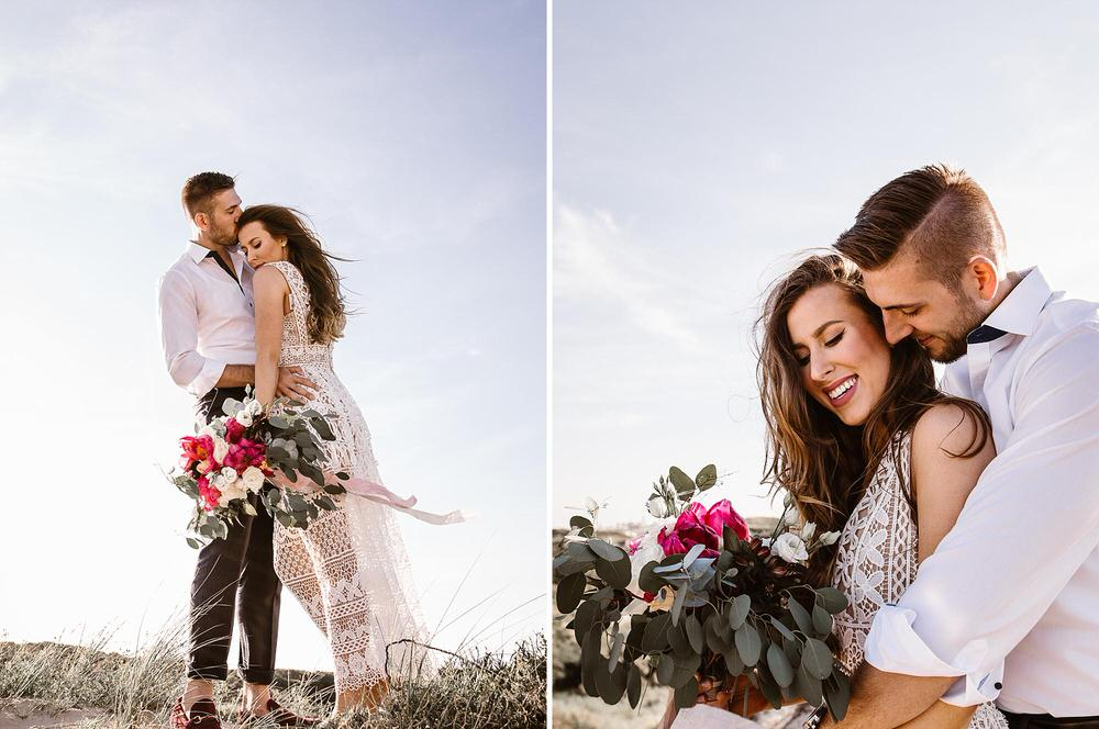 CP 003 - Chloe & Philipp - A Classy Engagement Session on the Beach