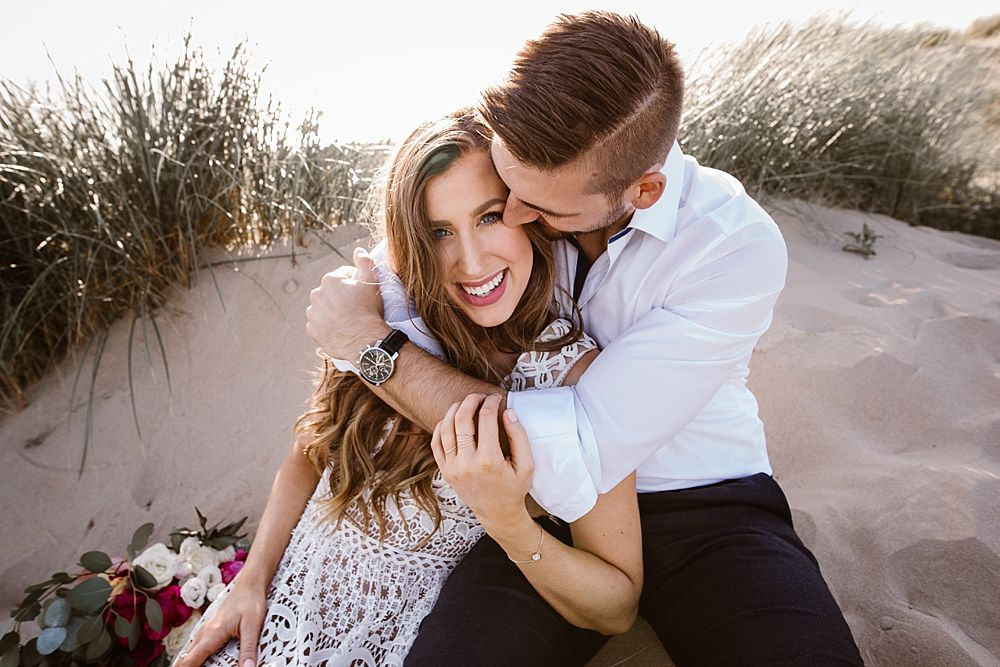 CP 007 2 - Chloe & Philipp - A Classy Engagement Session on the Beach