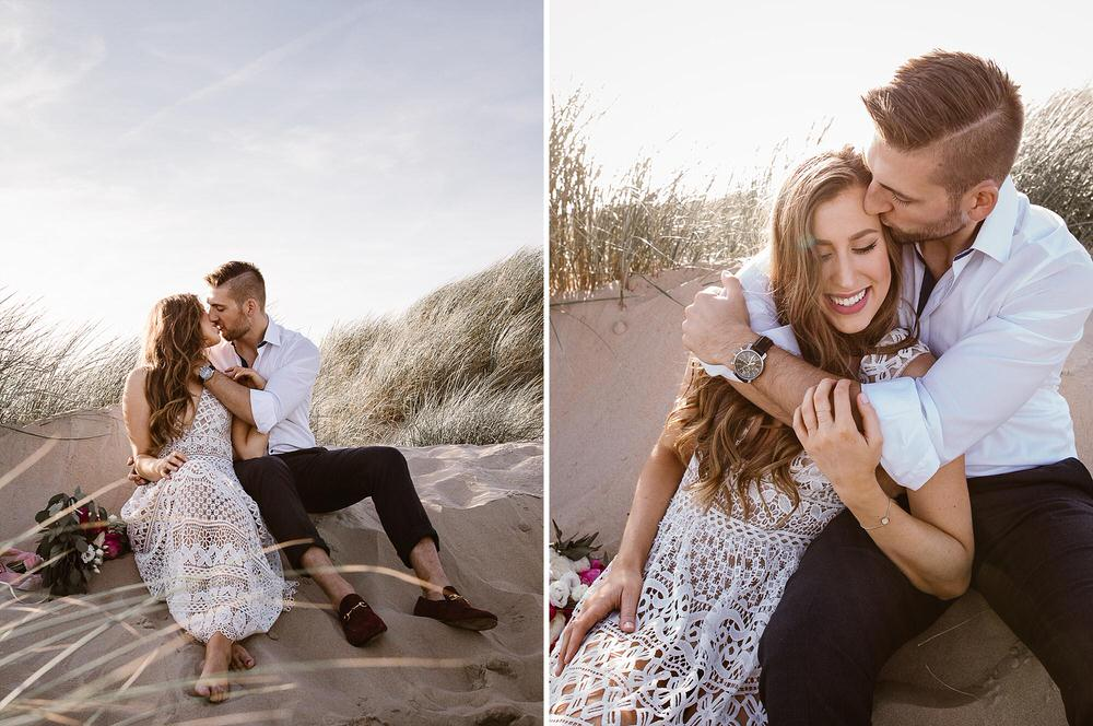 CP 008 - Chloe & Philipp - A Classy Engagement Session on the Beach