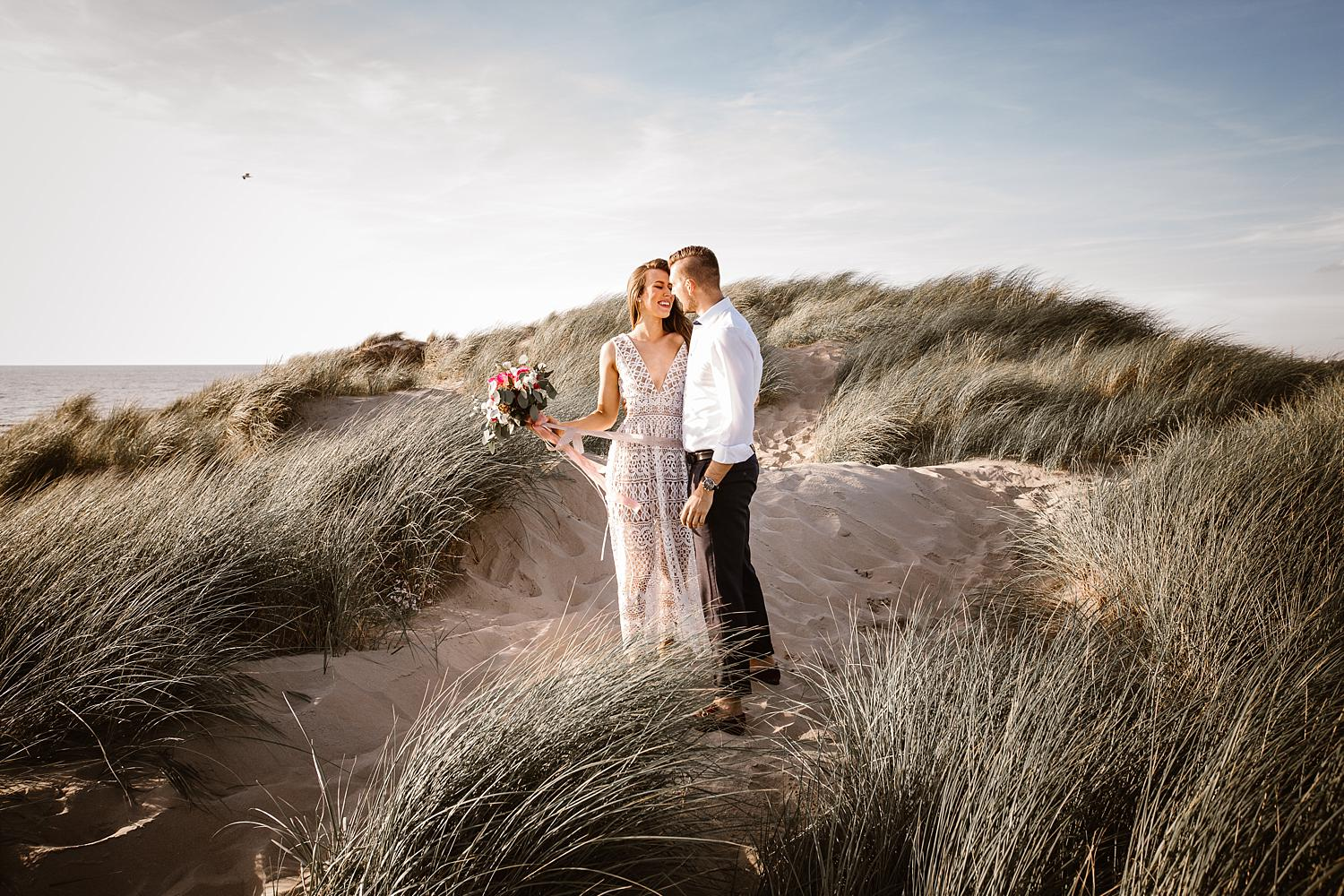 CP 042 - Chloe & Philipp - A Classy Engagement Session on the Beach