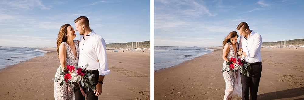 CP 079 - Chloe & Philipp - A Classy Engagement Session on the Beach
