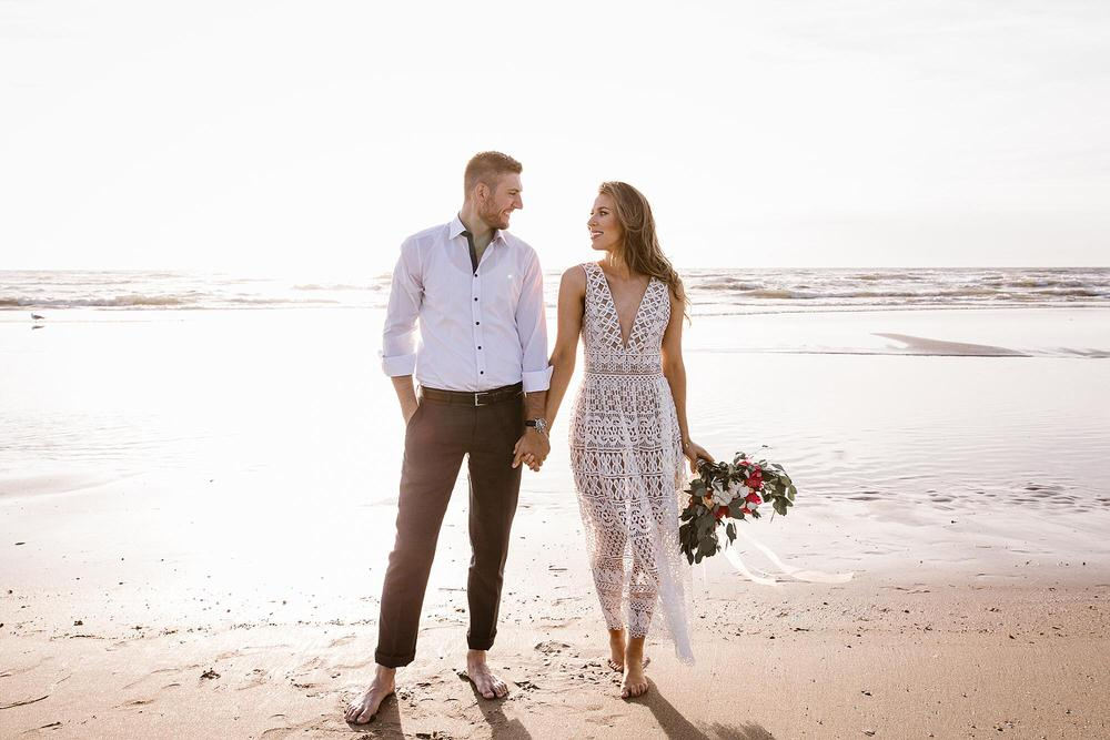 CP 094 - Chloe & Philipp - A Classy Engagement Session on the Beach