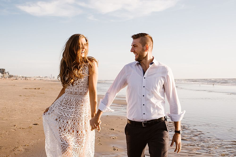 CP 105 - Chloe & Philipp - A Classy Engagement Session on the Beach