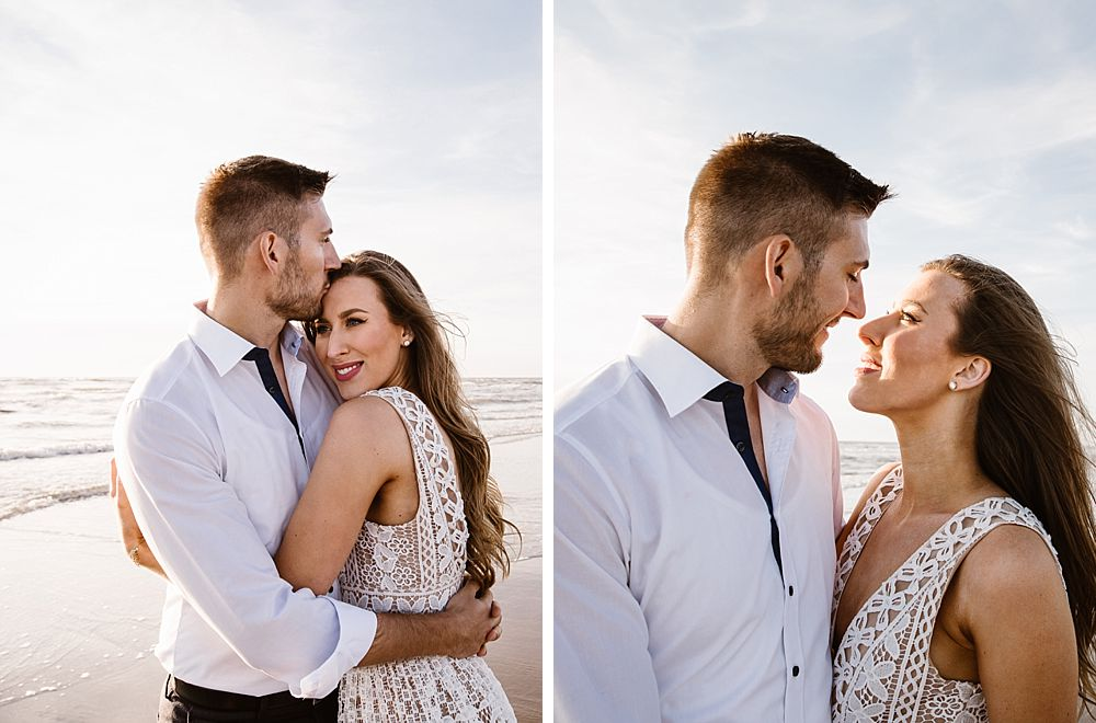 CP 115 - Chloe & Philipp - A Classy Engagement Session on the Beach