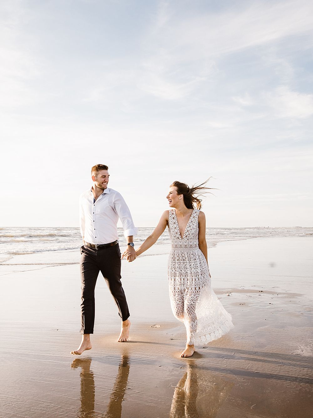 CP 118 - Chloe & Philipp - A Classy Engagement Session on the Beach