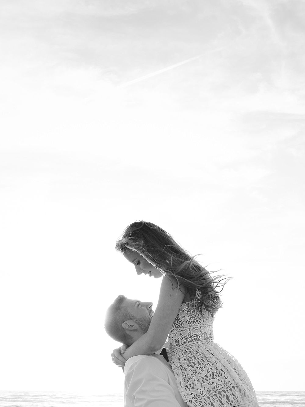 CP 123 - Chloe & Philipp - A Classy Engagement Session on the Beach