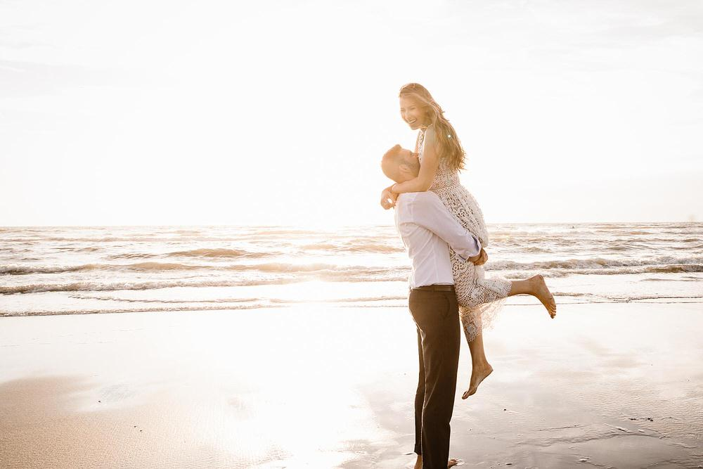 CP 124 - Chloe & Philipp - A Classy Engagement Session on the Beach