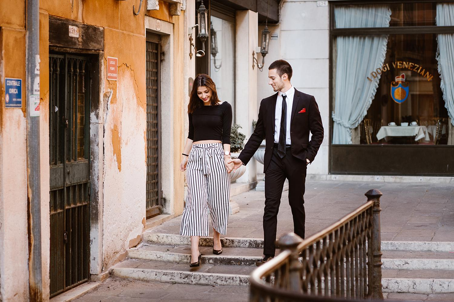 GL 10 - Giulia & Leonardo - An Intimate Shooting in Venice