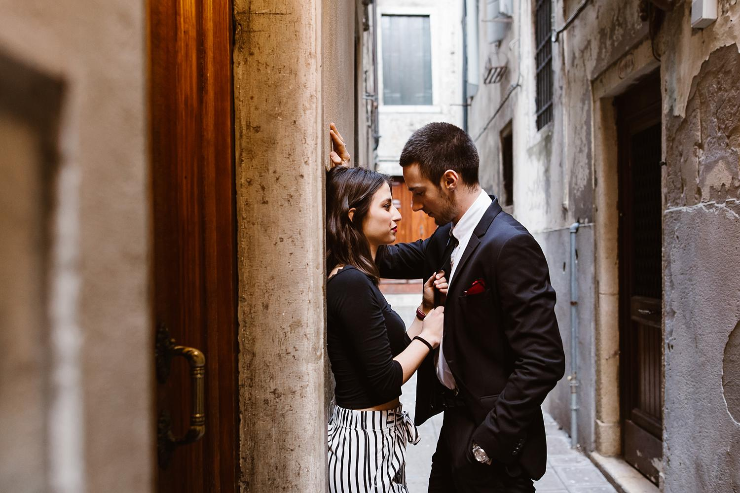 GL 25 - Giulia & Leonardo - An Intimate Shooting in Venice