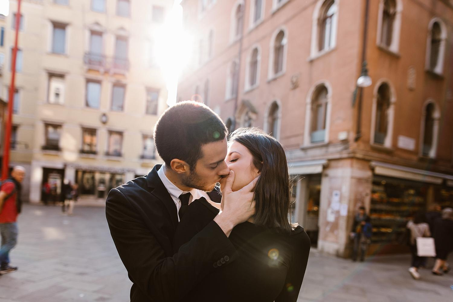 GL 43 - Giulia & Leonardo - An Intimate Shooting in Venice