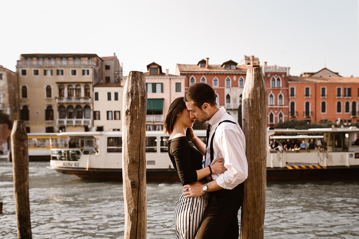 GL 54 - Giulia & Leonardo - An Intimate Shooting in Venice