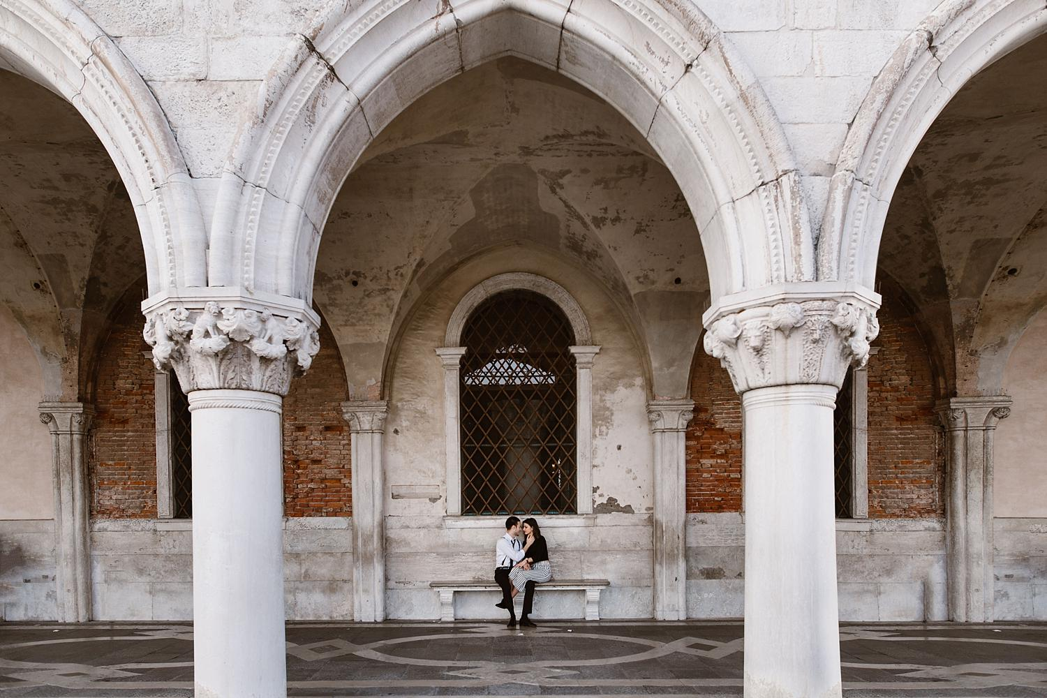 GL 78 - Giulia & Leonardo - An Intimate Shooting in Venice