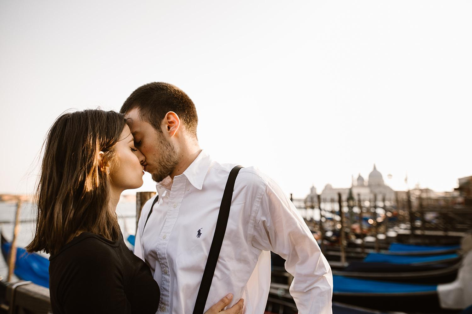 GL 86 - Giulia & Leonardo - An Intimate Shooting in Venice