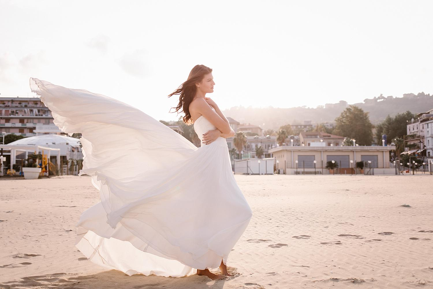 beach wedding italy 15 - Beach Wedding Inspiration