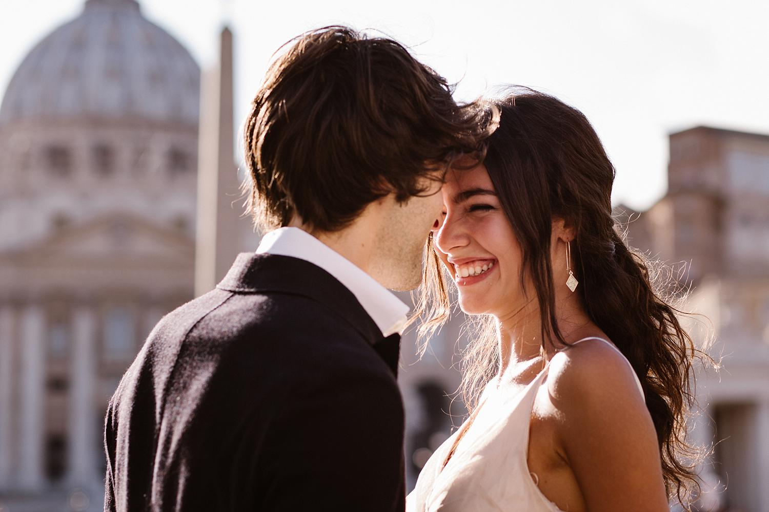 gs weddingphotographer rome 15 - Giulia & Simone - Elegant Couple Shooting in Rome