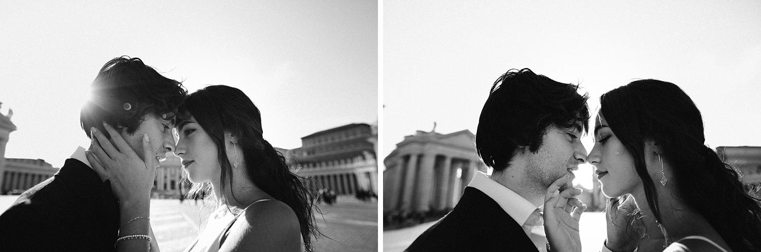 gs weddingphotographer rome 16 - Giulia & Simone - Elegant Couple Shooting in Rome