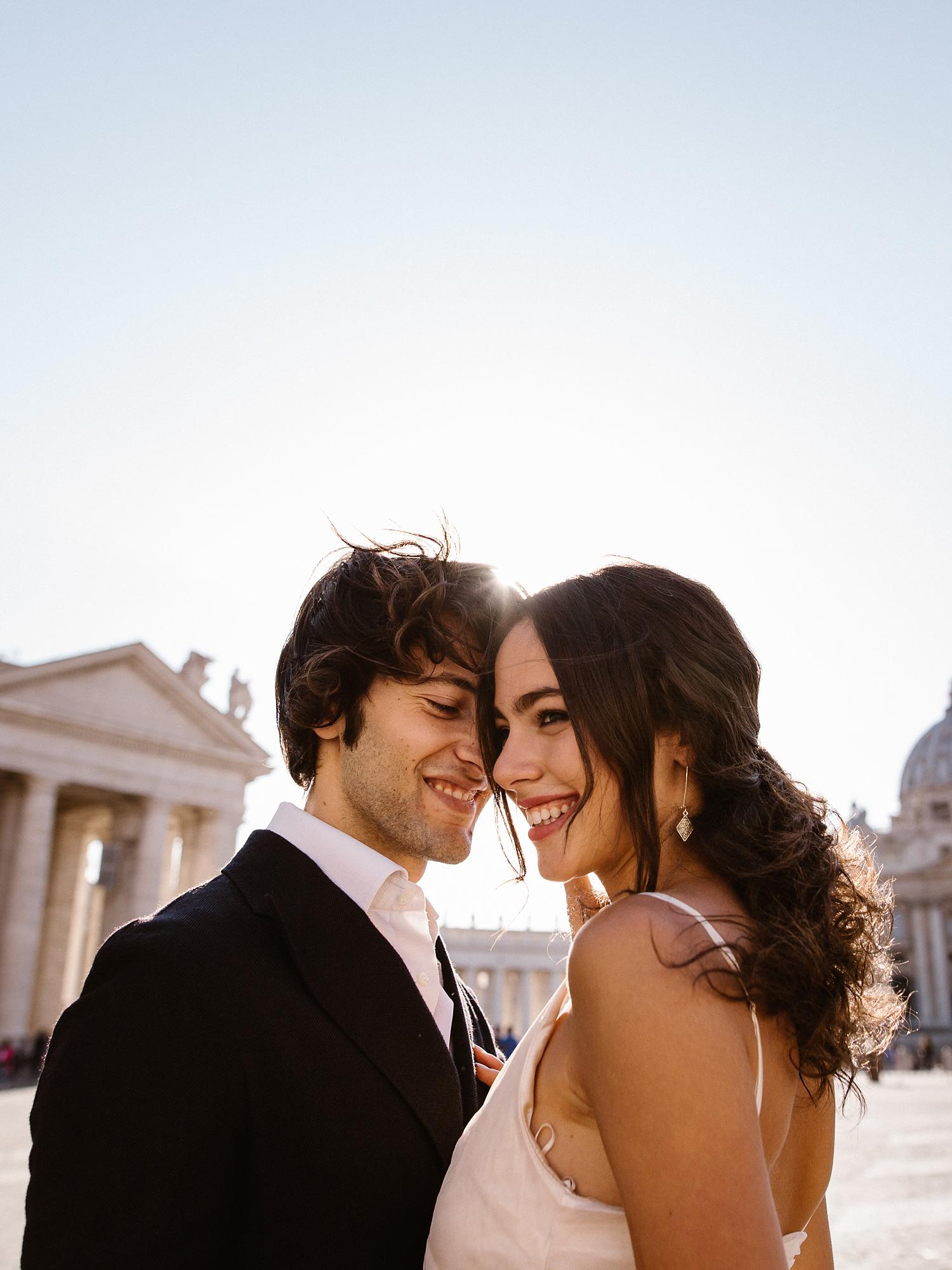 gs weddingphotographer rome 22 - Giulia & Simone - Elegant Couple Shooting in Rome