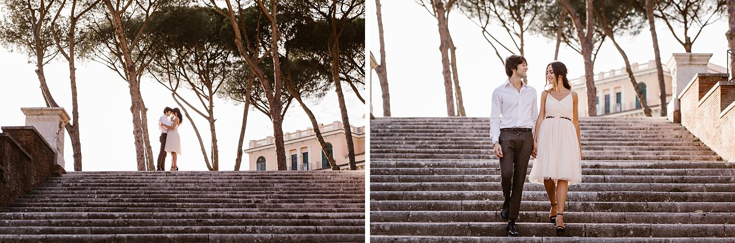 gs weddingphotographer rome 25 - Giulia & Simone - Elegant Couple Shooting in Rome