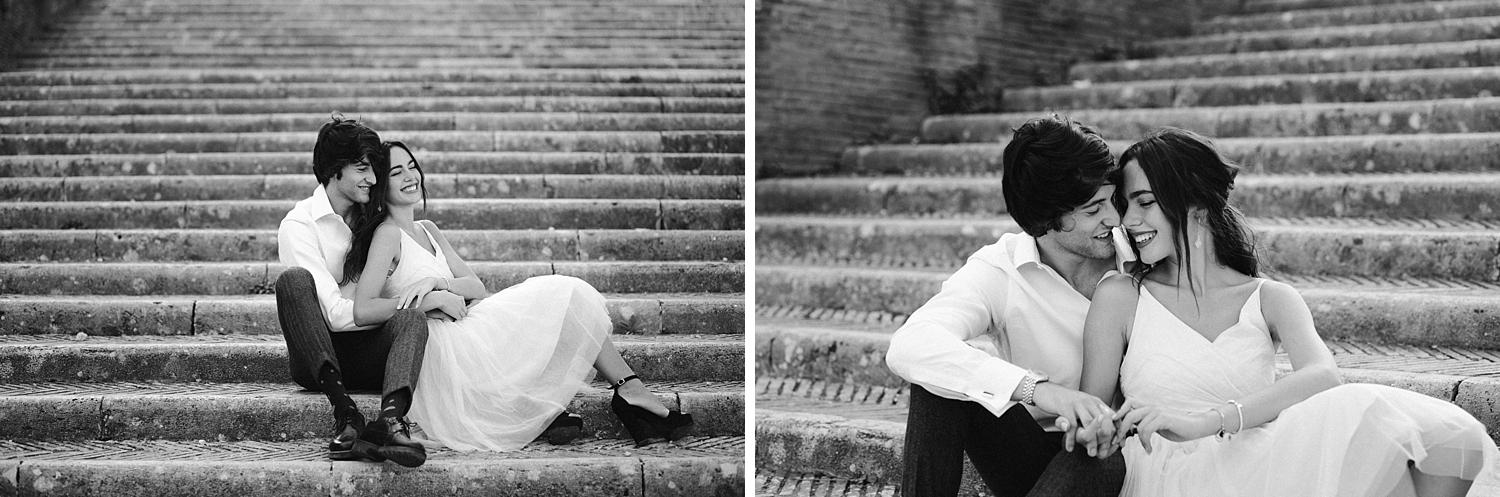 gs weddingphotographer rome 27 - Giulia & Simone - Elegant Couple Shooting in Rome