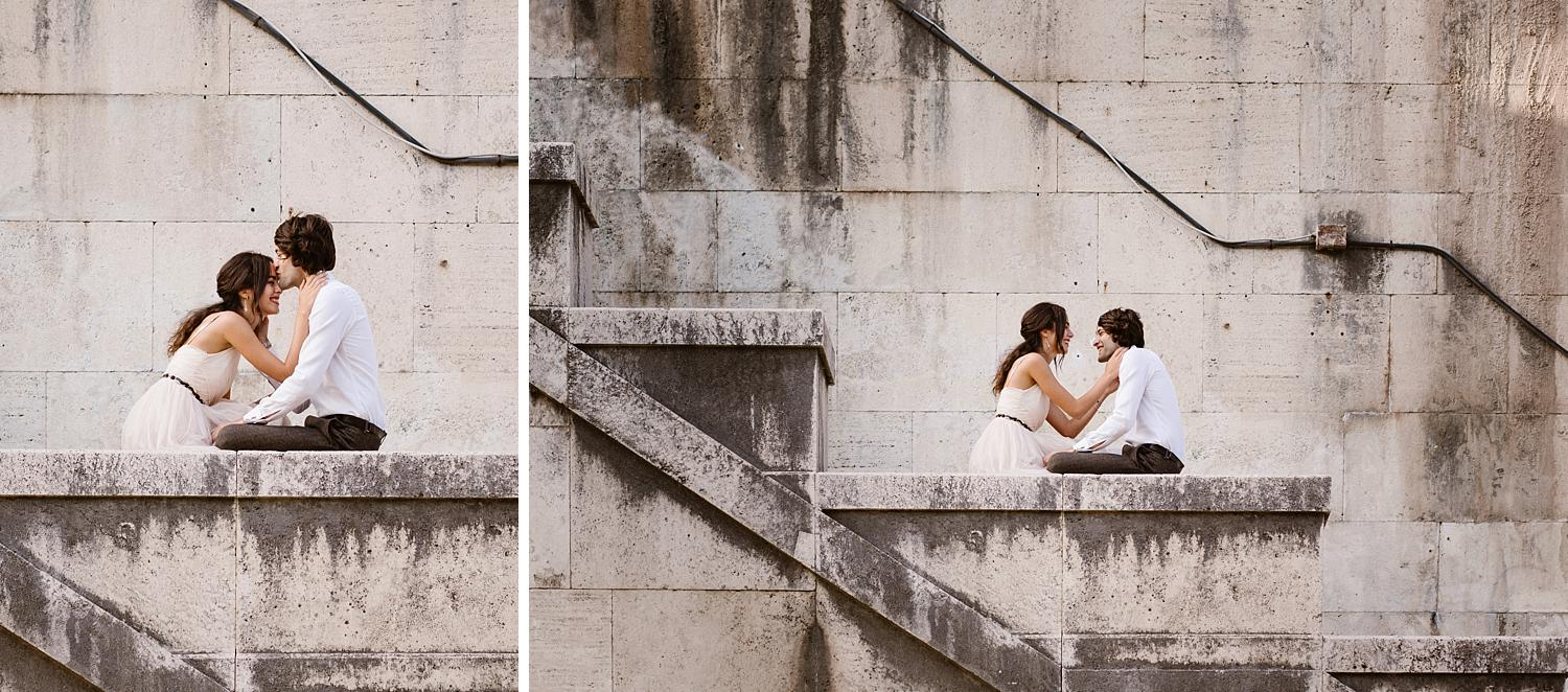 gs weddingphotographer rome 43 - Giulia & Simone - Elegant Couple Shooting in Rome