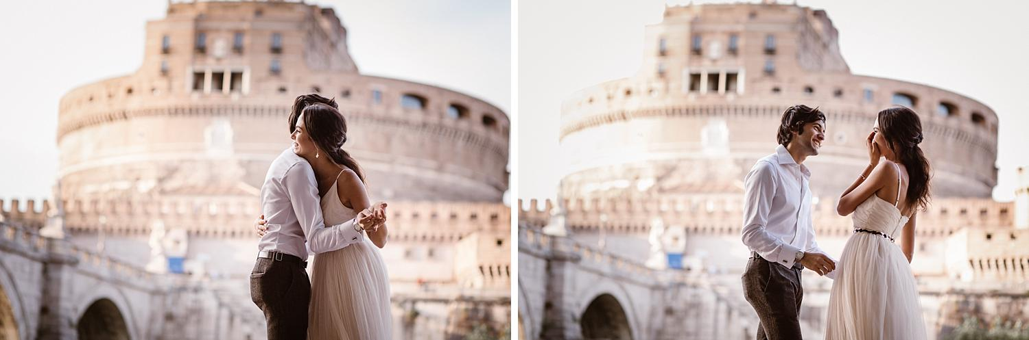 gs weddingphotographer rome 51 - Giulia & Simone - Elegant Couple Shooting in Rome