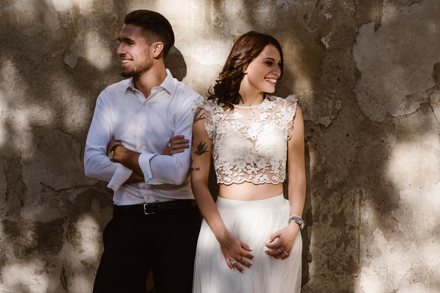 weddingphotographer florence 12 1 - Maddalena & Arturo - A Chic Anniversary Session in Florence