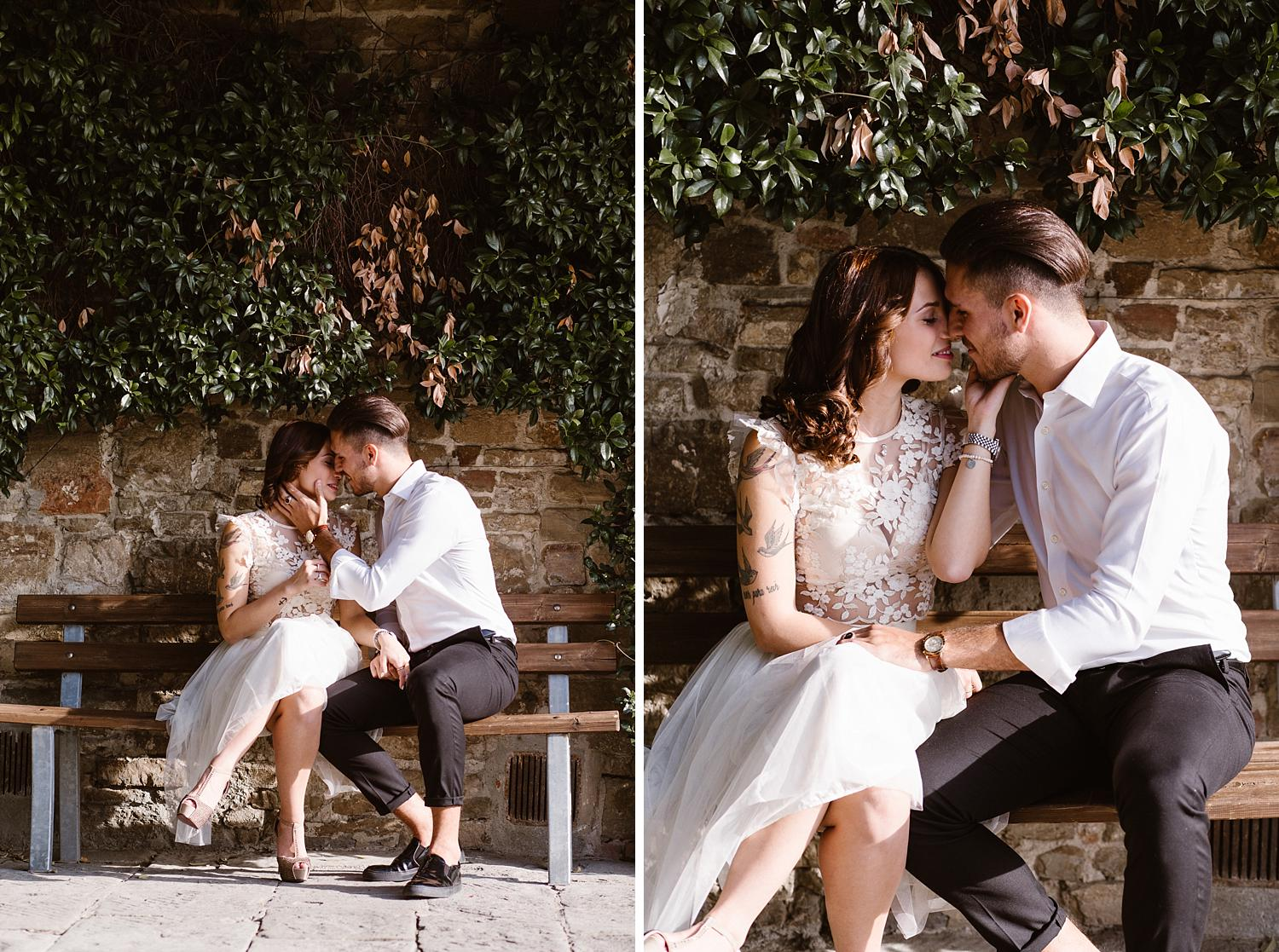 weddingphotographer florence 25 - Maddalena & Arturo - A Chic Anniversary Session in Florence