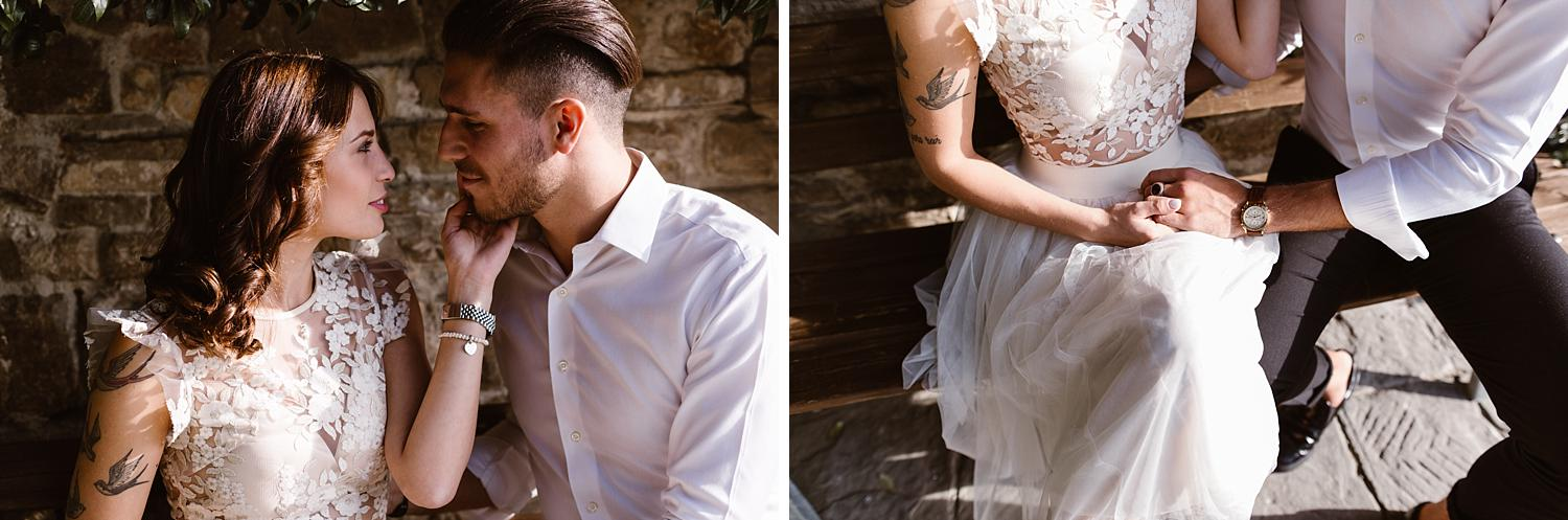 weddingphotographer florence 27 - Maddalena & Arturo - A Chic Anniversary Session in Florence