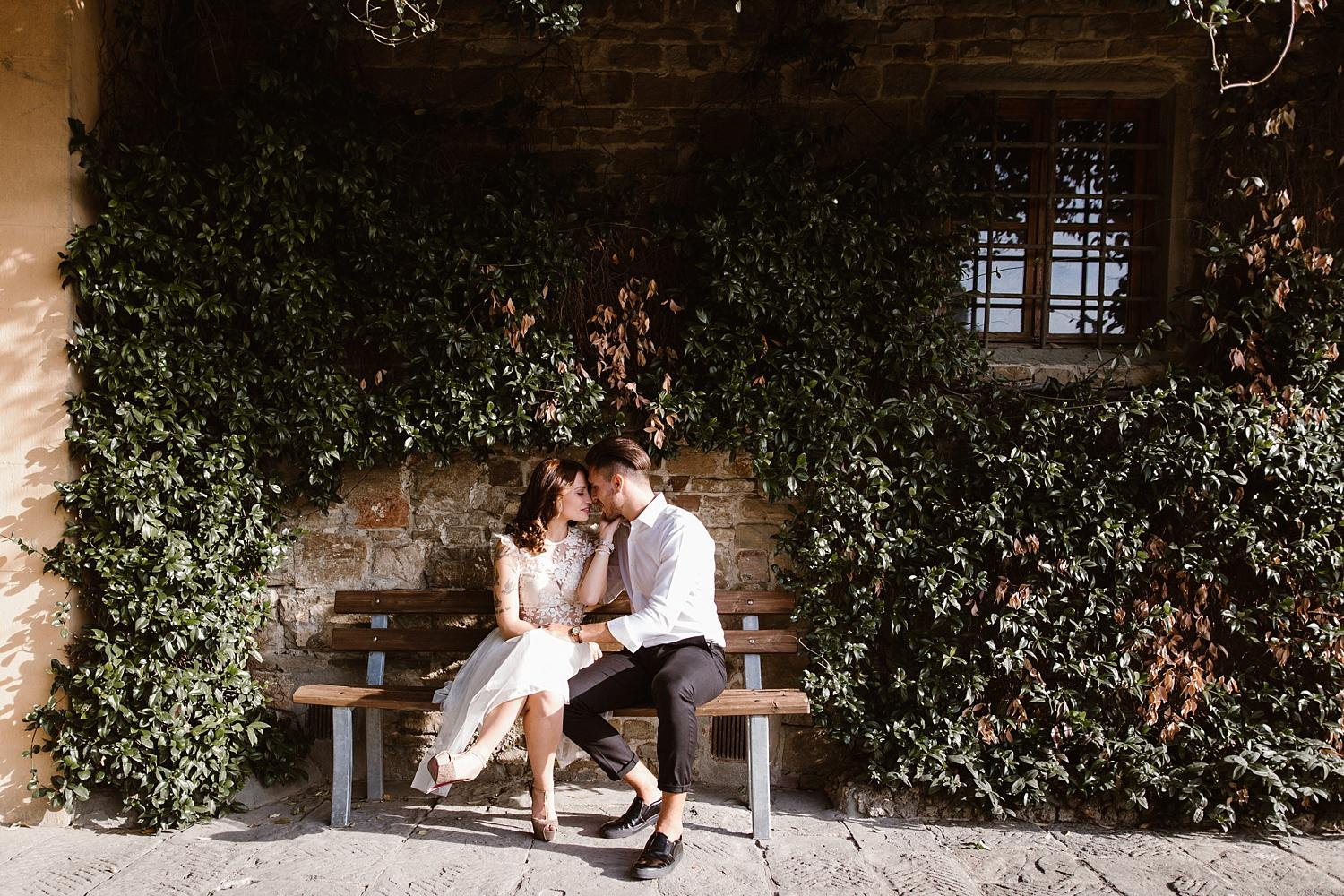 weddingphotographer florence 28 - Maddalena & Arturo - A Chic Anniversary Session in Florence