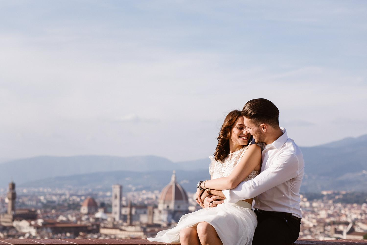 weddingphotographer florence 33 - Maddalena & Arturo - A Chic Anniversary Session in Florence
