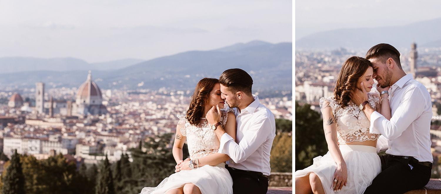 weddingphotographer florence 34 - Maddalena & Arturo - A Chic Anniversary Session in Florence