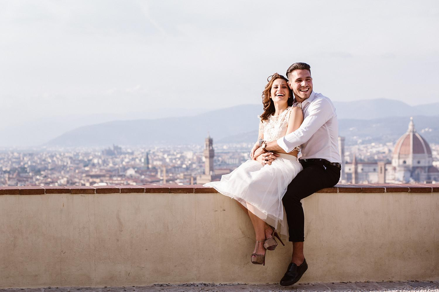 weddingphotographer florence 36 - Maddalena & Arturo - A Chic Anniversary Session in Florence