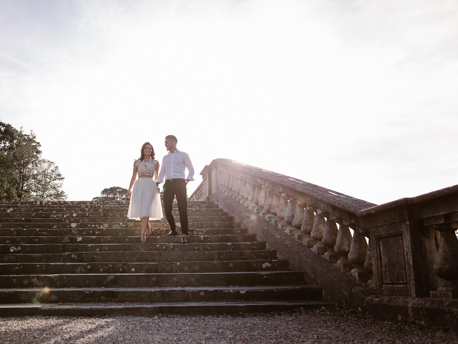 weddingphotographer florence 38 1 - Maddalena & Arturo - A Chic Anniversary Session in Florence