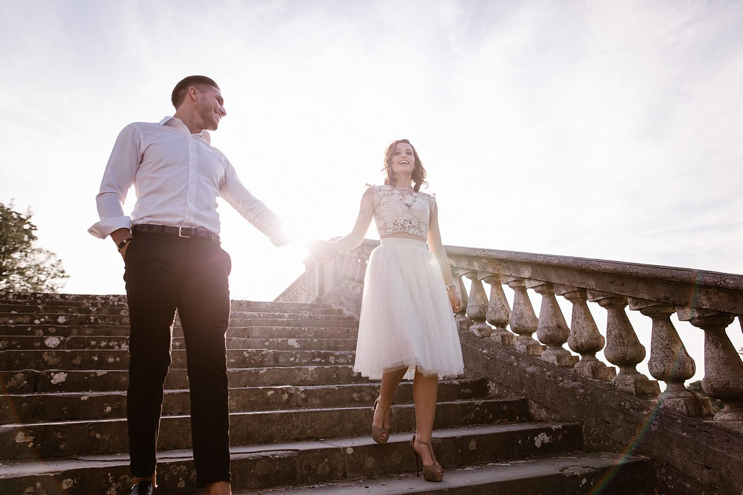 weddingphotographer florence 39 - Maddalena & Arturo - A Chic Anniversary Session in Florence