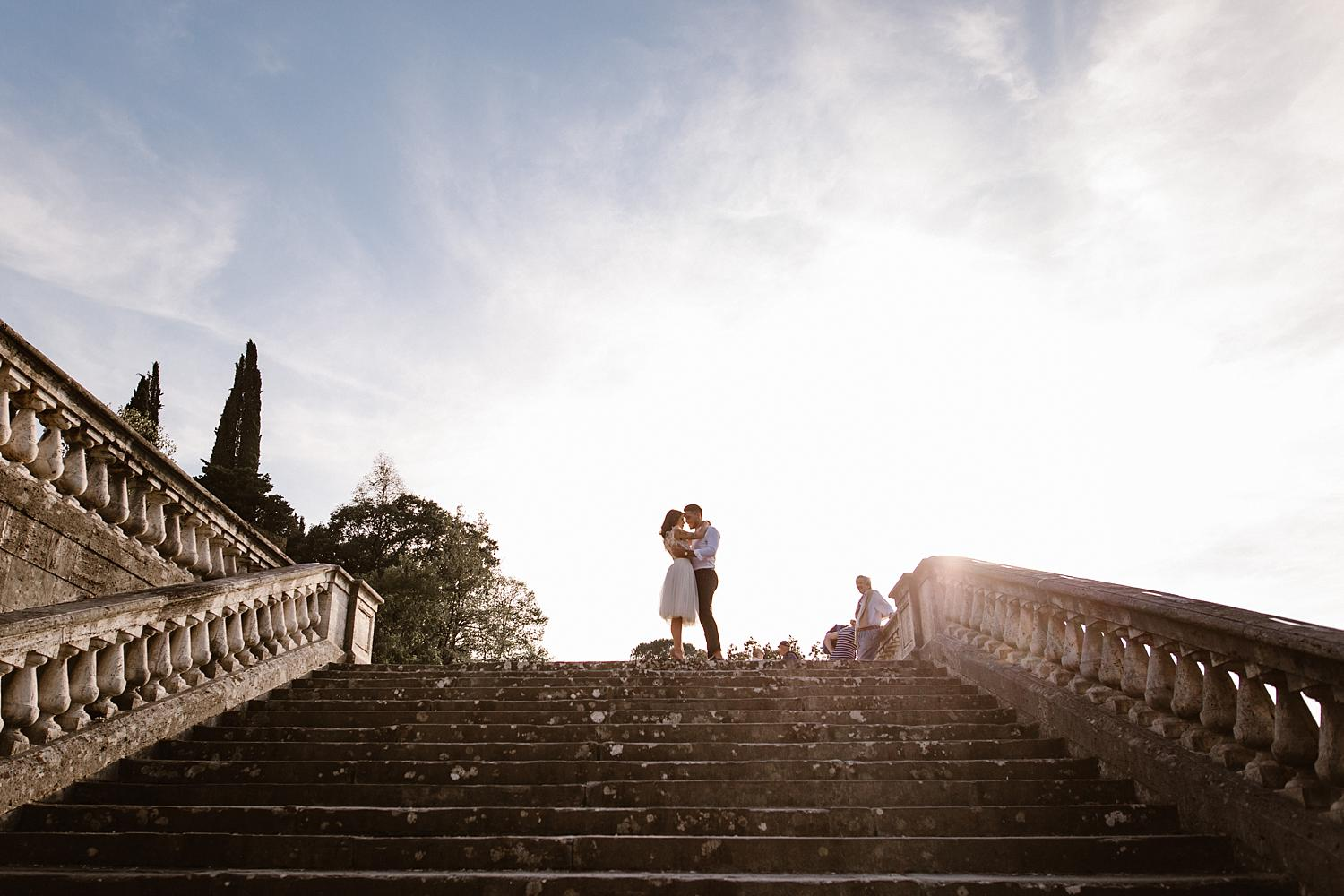 weddingphotographer florence 42 - Maddalena & Arturo - A Chic Anniversary Session in Florence