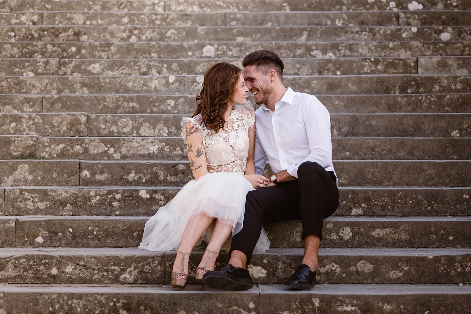 weddingphotographer florence 43 - Maddalena & Arturo - A Chic Anniversary Session in Florence