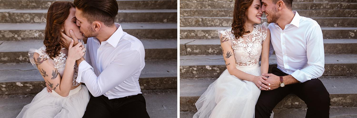 weddingphotographer florence 44 - Maddalena & Arturo - A Chic Anniversary Session in Florence