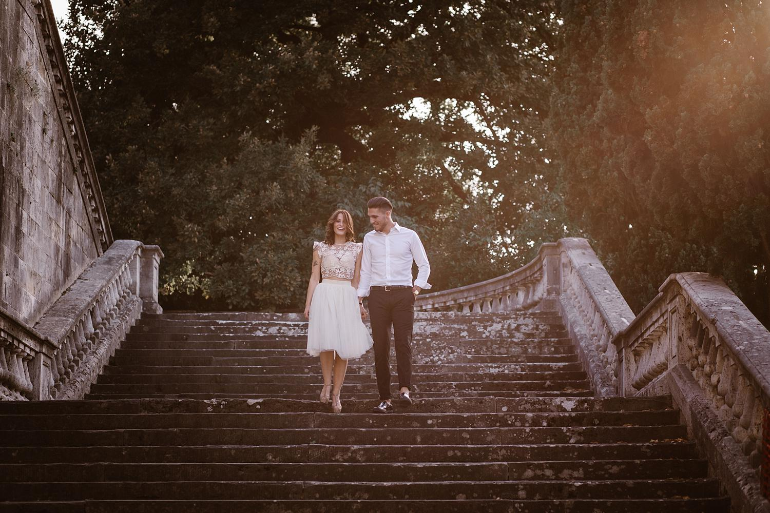weddingphotographer florence 45 - Maddalena & Arturo - A Chic Anniversary Session in Florence