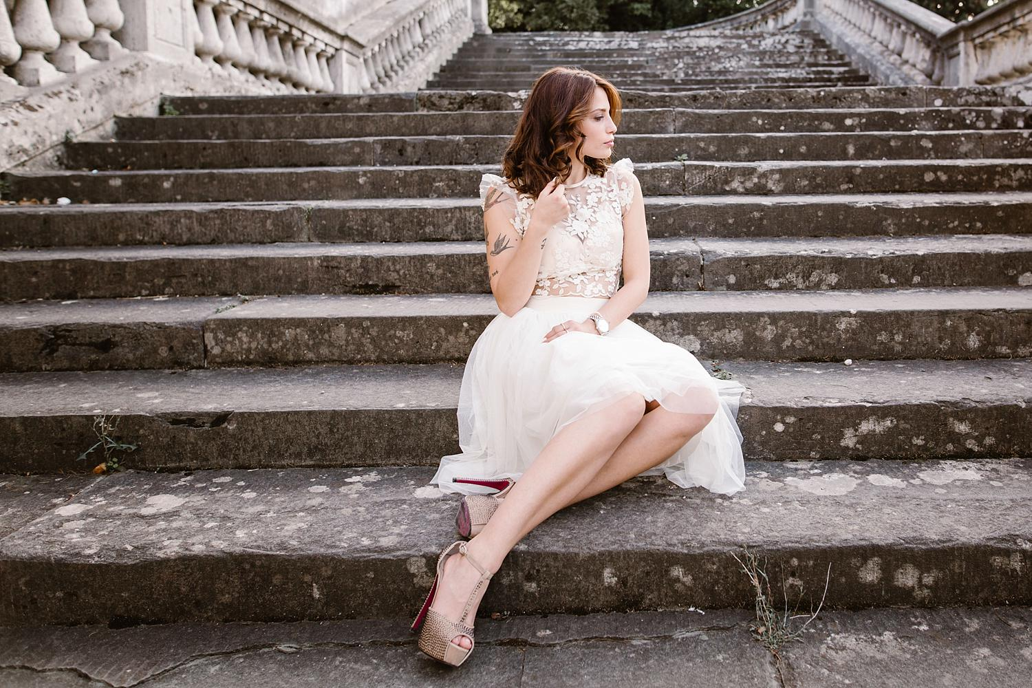 weddingphotographer florence 46 - Maddalena & Arturo - A Chic Anniversary Session in Florence